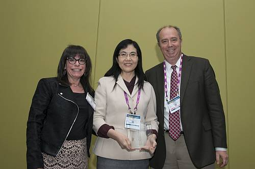 2017 Gastrointestinal Oncology Section Research Mentor Award